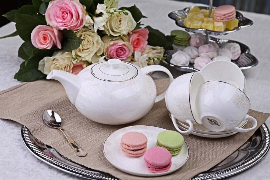 Чайный сервиз Хризантема
