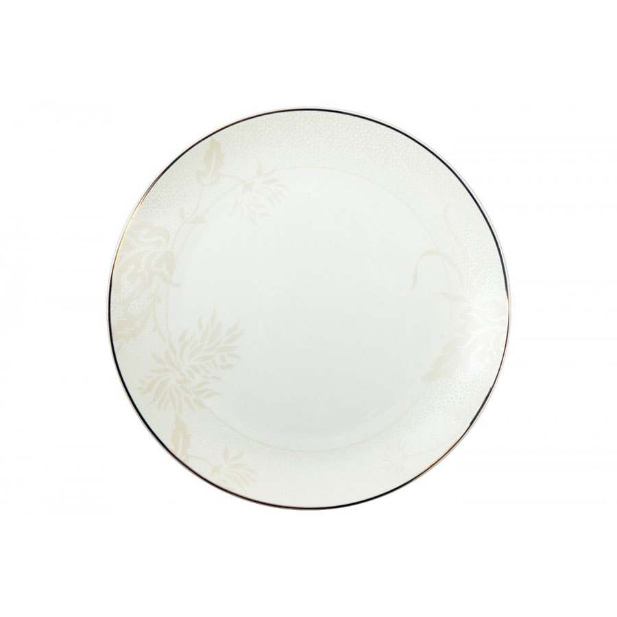 Тарелки плоские 25,5 см Хризантема