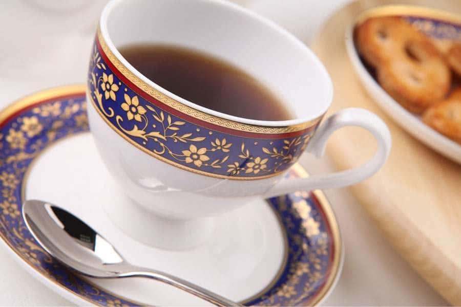 Чайный сервиз Кобальт