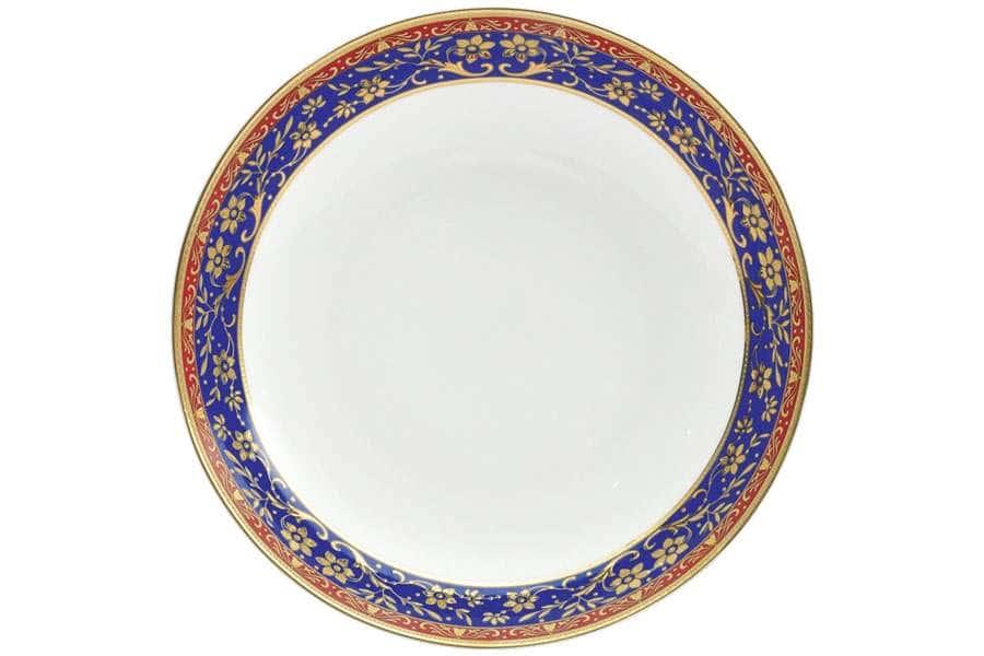 Тарелки плоские 25,5 см Кобальт