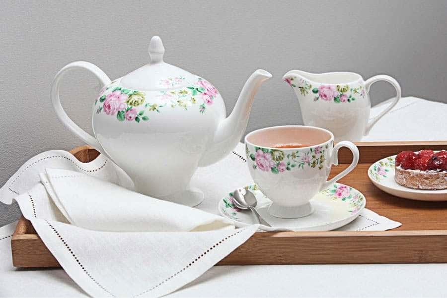Чайный сервиз Прованс