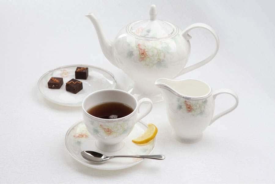Чайный сервиз Акварель