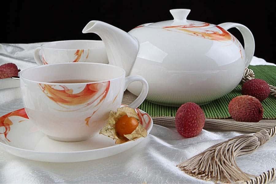 Чайный сервиз Фиеста