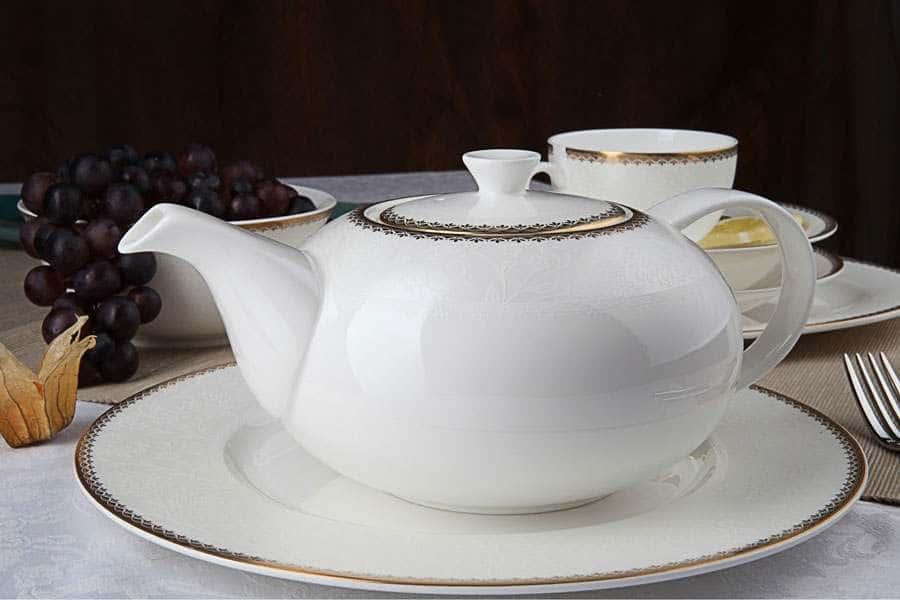 Чайный сервиз Флора