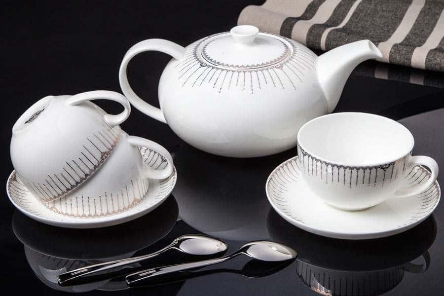 Чайный сервиз Версаль на 13 предметов