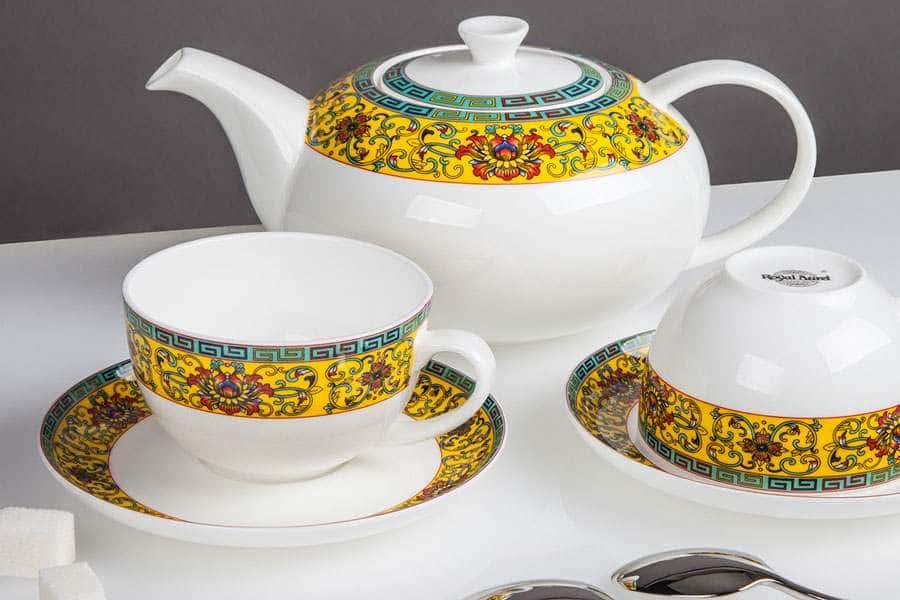 Чайный сервиз Восторг на 13 предметов