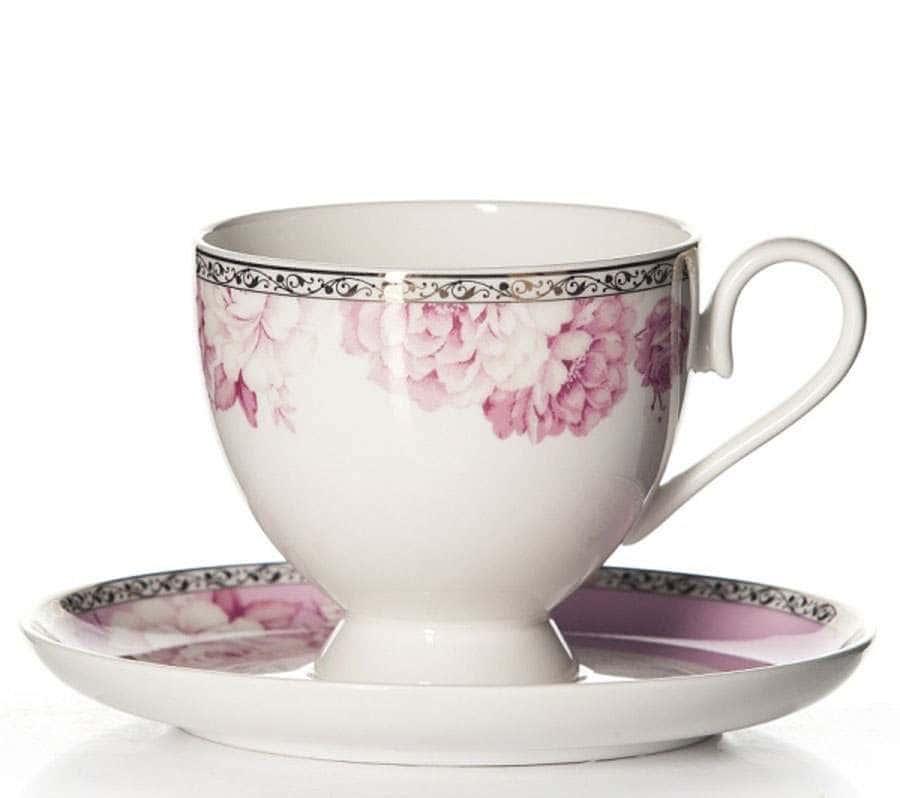 Чайная пара Пион