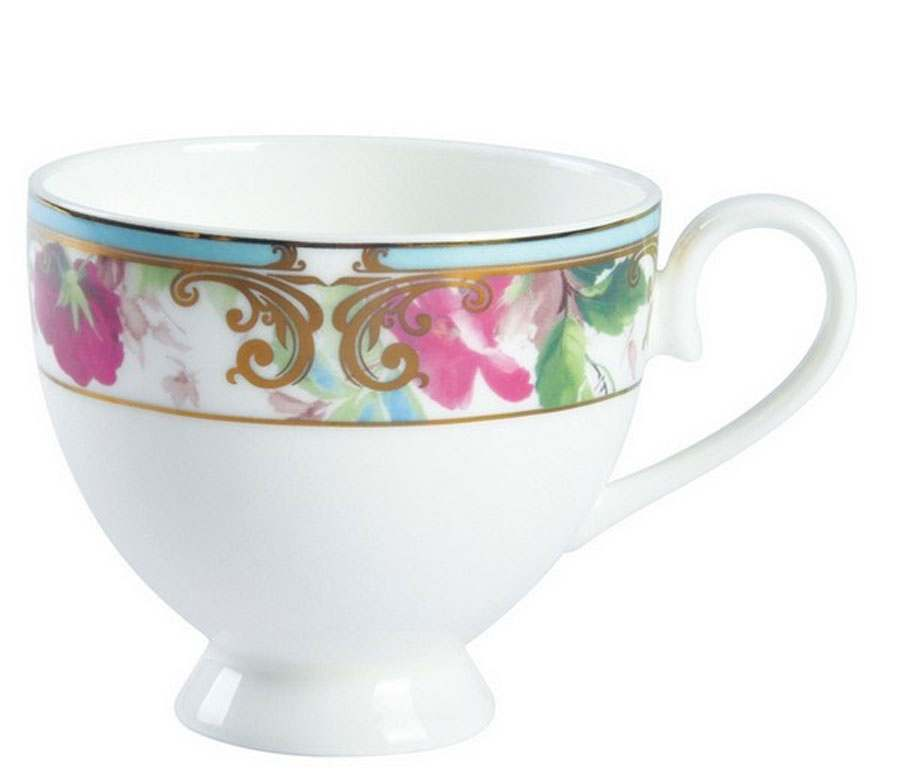 Чайная пара Цветущий сад