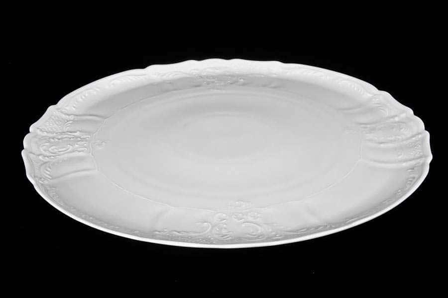Бернадотт Недекорированный Тарелка для торта 32 см