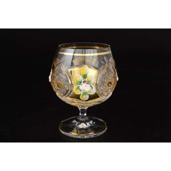 Набор бокалов для бренди 250 мл Bohemia