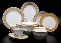 Персис Сервиз столовый Rosenthal Versace 22 предмета