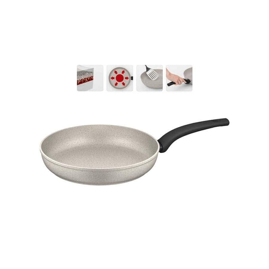 Marmia Сковорода с антипригарным покрытием 24 см Nadoba