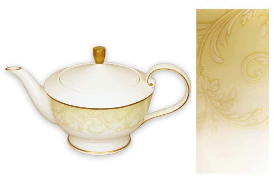 Чайник (0,6 л.) с крышкой Версаль Narumi  Индонезия