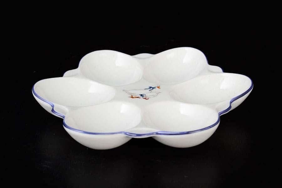 Гуси Корона Поднос для яиц QC 15 см