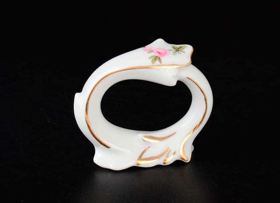 Полевой цветок Корона  Набор колец для салфеток QC