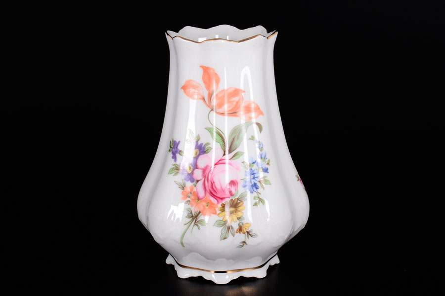 Полевой цветок Корона Ваза для цветов QC 18 см