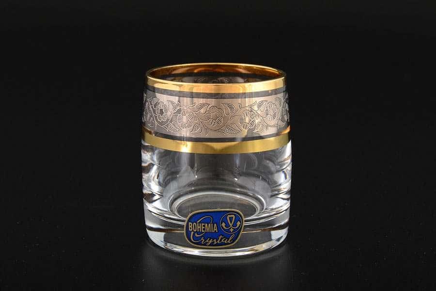 Идеал Панто Набор стопок для водки Кристалекс 60 мл (6 шт)
