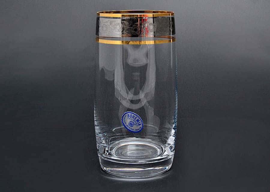 Идеал Панто V-D  Набор стаканов Bohemia 380 мл