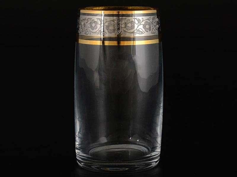 Идеал Панто Платина V-D  Набор стаканов Bohemia 250 мл