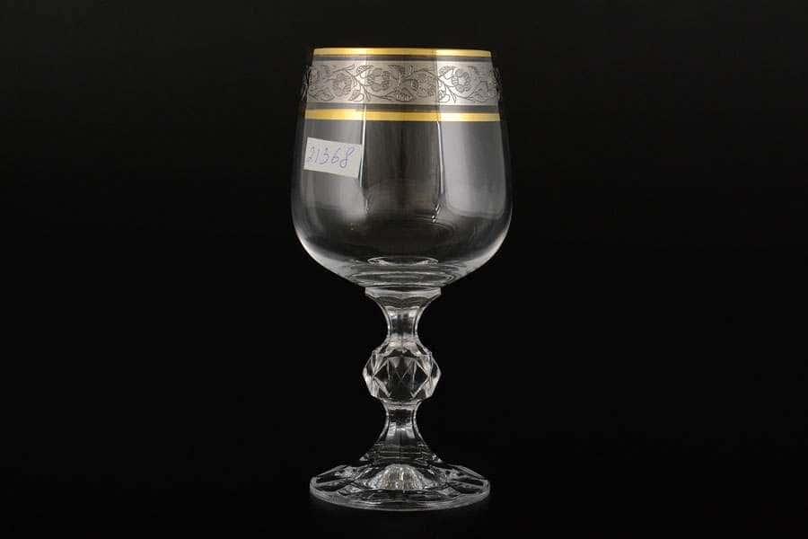 Клаудия Панто V-D Набор бокалов для вина Bohemia 230 мл