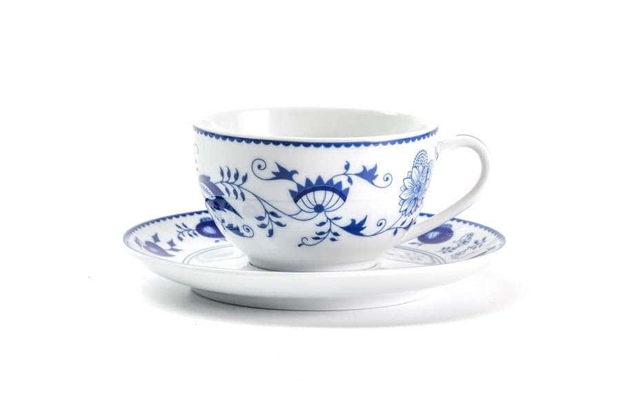 Чайная пара V 200 мл 9,4 х 7 см Ognion Bleu 1313 Тунис