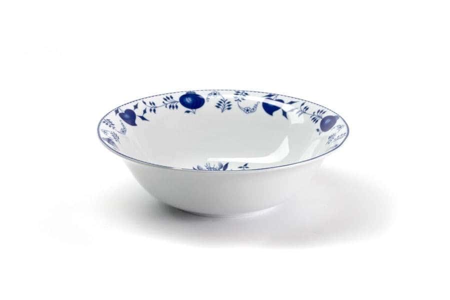 Салатник 25 х 7,5 см Ognion Bleu 1313 Тунис