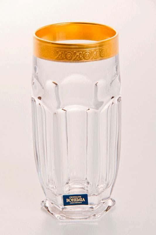Сафари Набор стаканов для воды Crystalite 300 мл
