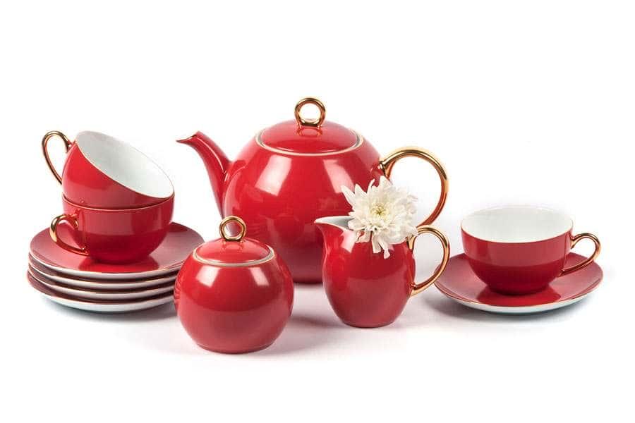 MONALISA 3125 Чайный сервиз 15 предмета RAINBOW OR Тунис