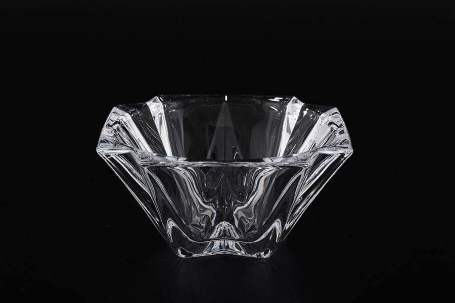 METROPOLITAN Конфетница Crystalite Bohemia 14,5 см