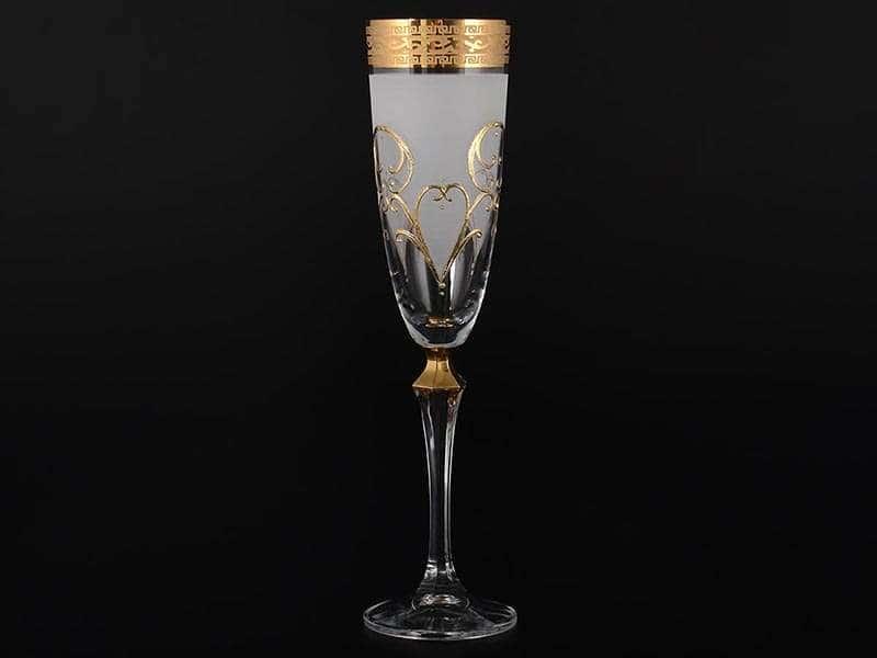 Версаче Элизабет Набор фужеров для шампанского 200 мл
