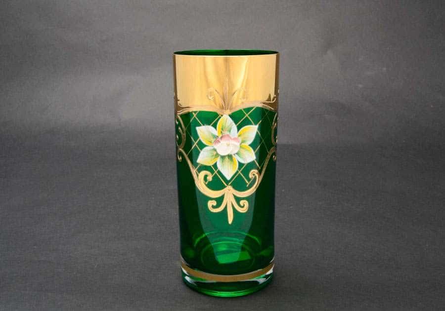 Лепка зеленая U-R  Набор стаканов для воды Bohemia 300 мл