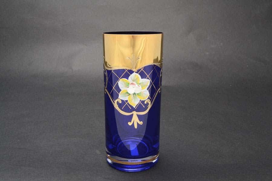 Лепка синяя U-R Набор стаканов для воды Bohemia 300 мл