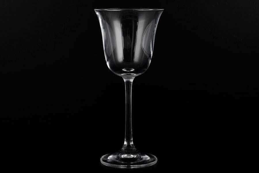 BELL Набор фужеров для вина Crystalite Bohemia 130 мл