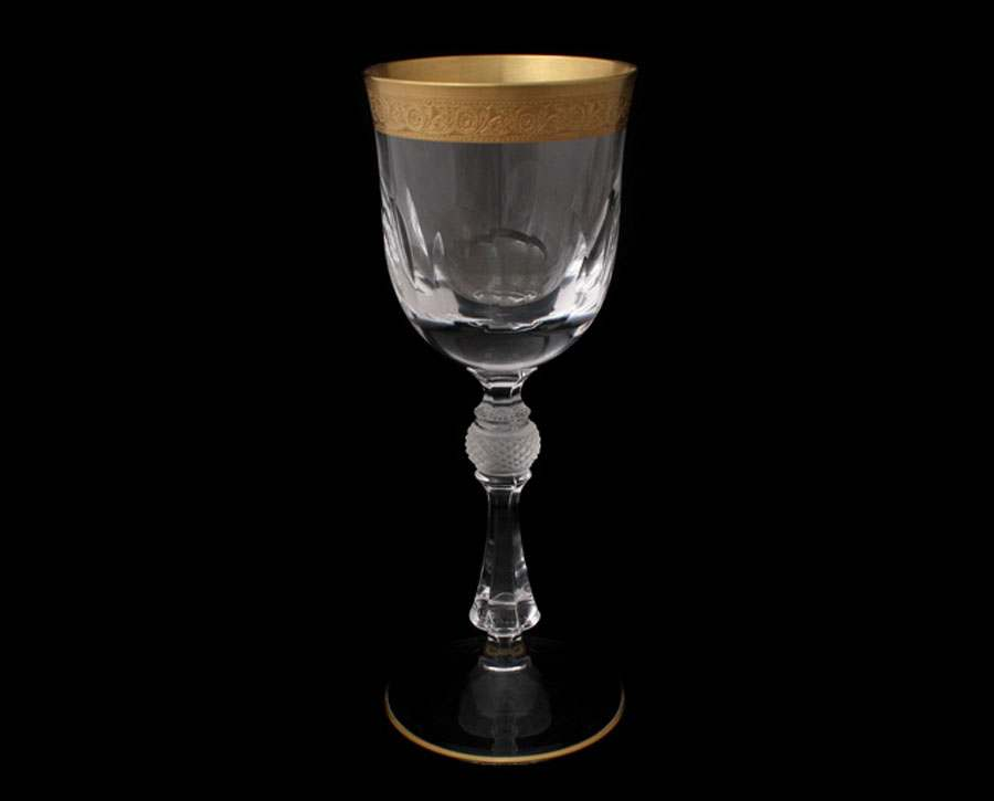 Джесси Кристалайт Набор бокалов для вина  Kvetna 250 мл