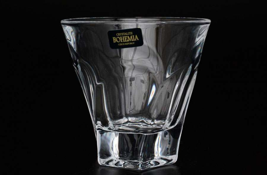 APOLLO Набор стаканов для виски Crystalite Bohemia 230 мл