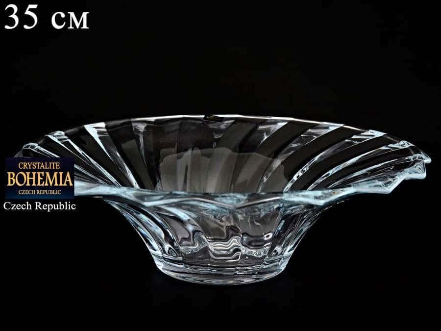 PICADELLI Ваза для конфет Crystalite Bohemia 35 см 14983