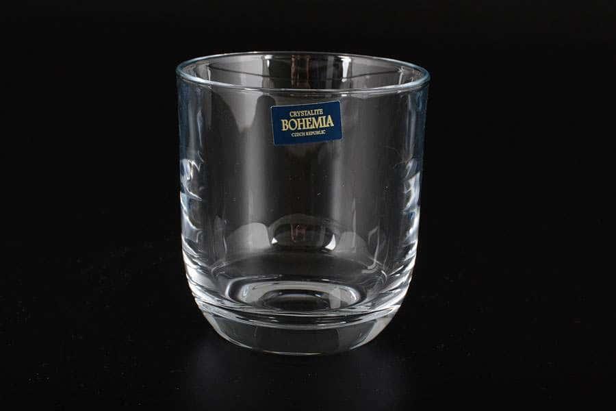 ORBIT Набор стаканов для виски Crystalite Bohemia 280 мл