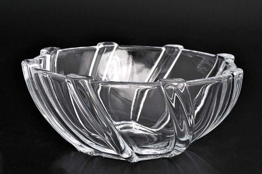 INFINITY Салатник Crystalite Bohemia 19 см из стекла