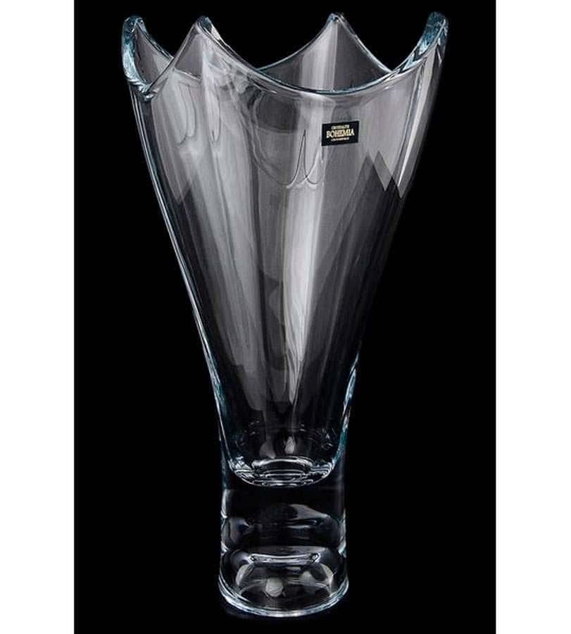 MISSISSIPPI Ваза для цветов Crystalite Bohemia 36 см