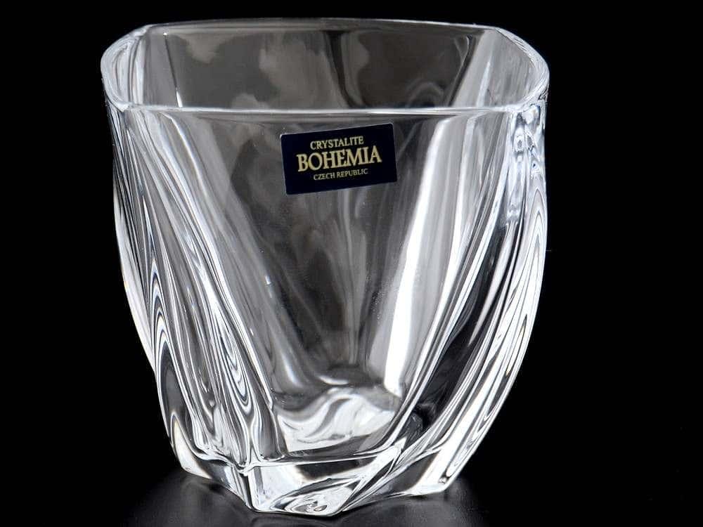 NEPTUNE Набор стаканов для виски Crystalite Bohemia 300 мл