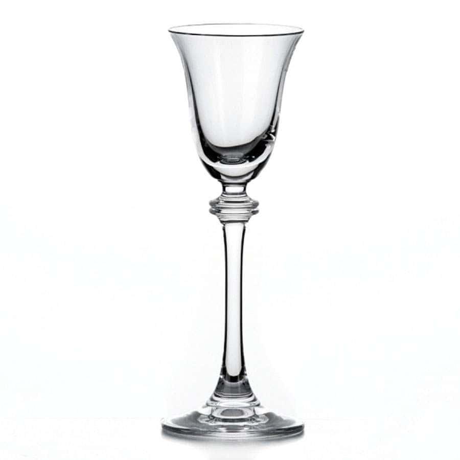 ALEXANDRA Набор рюмок для водки Crystalite 60 мл