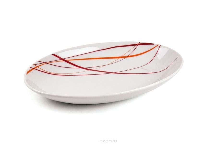 MONALISA 0540 Блюдо овальное маленькое 23 х 12.5 см Spirale Тунис