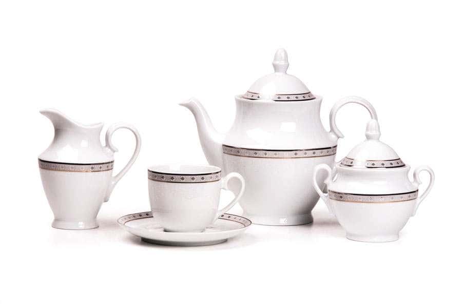 TANIT Сервиз чайный 15 предмета Signature Тунис