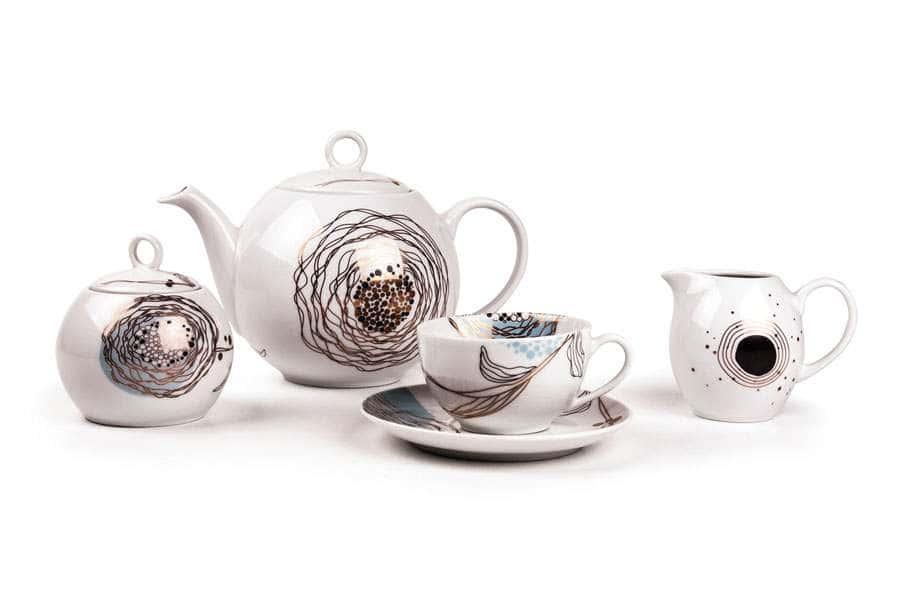 MONALISA 0880 Сервиз чайный 15 предмета Glamour Тунис
