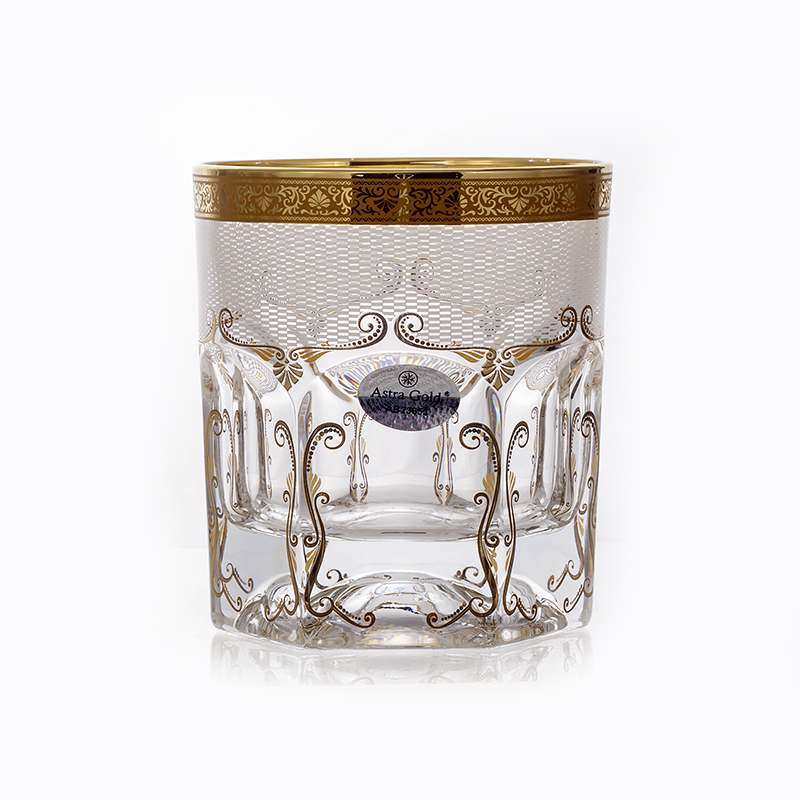 Провенза Перса Набор стаканов Astra Gold 6 шт. 280 мл