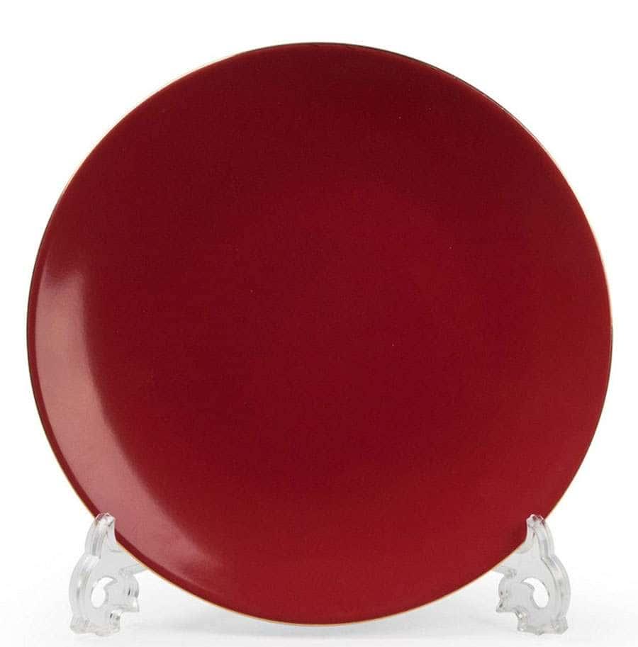 MONALISA 3125 Rainbow Or Набор тарелок 27 см 6 шт Тунис