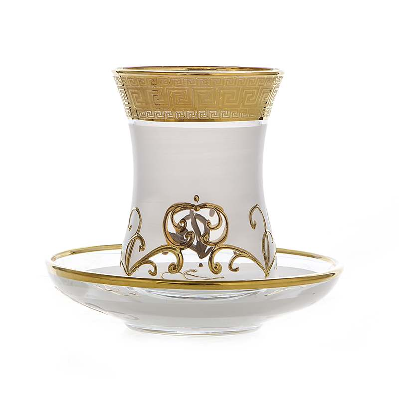 Антик Набор для чая Union Glass на 6 перс.12 пред.