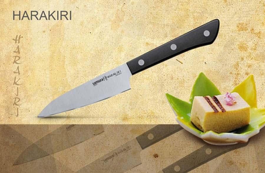 HARAKIRI кухонный нож Samura коррозионностойкая сталь Япония