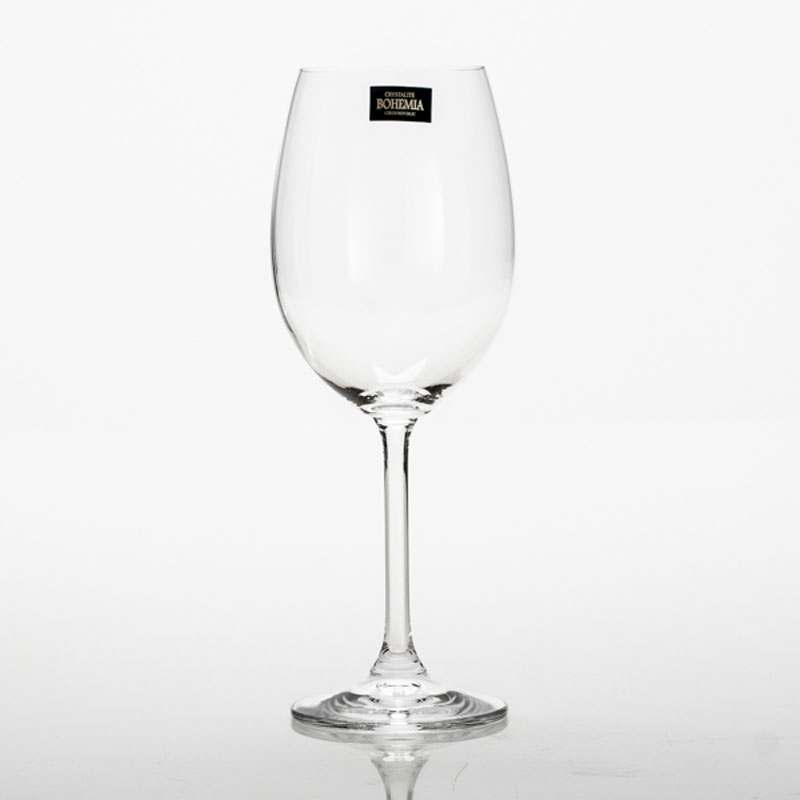 GASTRO Набор бокалов для вина Crystalite Bohemia 450 мл