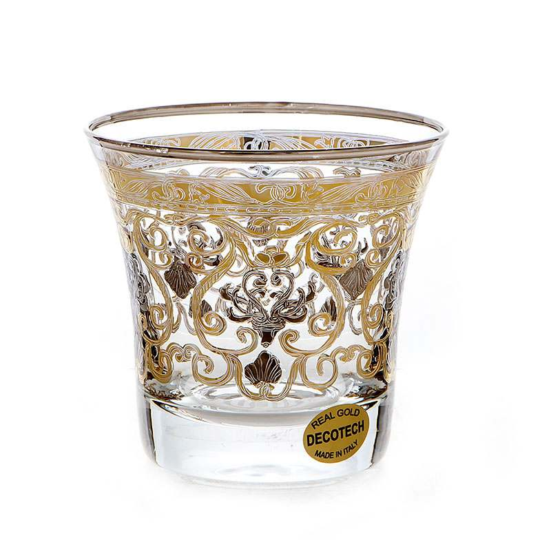 Набор стаканов для виски Decotech 250 мл.6 шт.